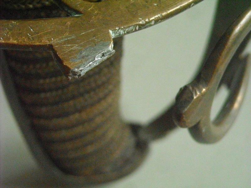 cravatte pour sabre de mineur Dscn0911