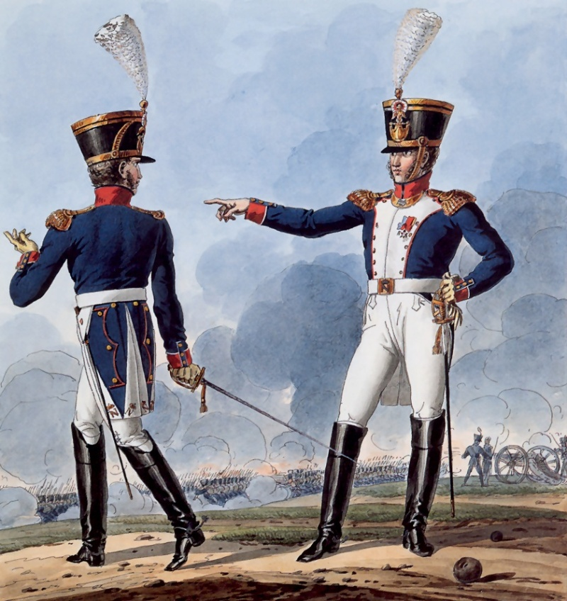 ÉPÉE D'UNIFORME D'OFFICIER, PREMIER EMPIRE. Grande11