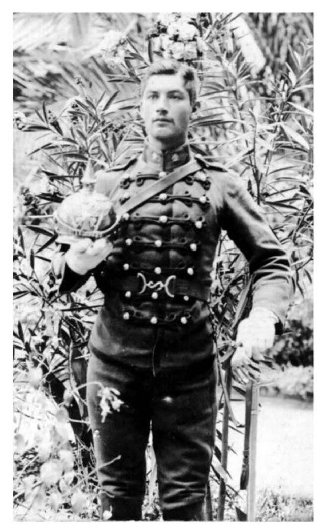 Lourde cavalerie française.  Pickel10