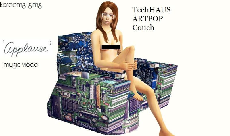 ARTPOP TechHAUS Couch Sims2e10