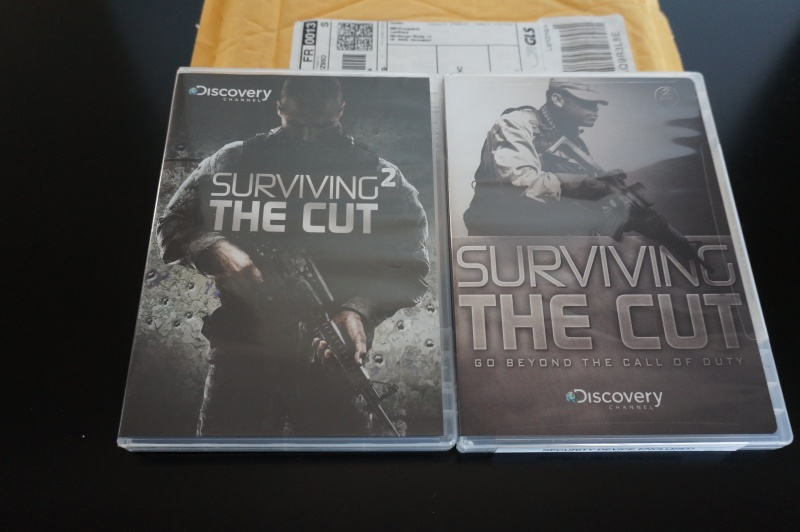 Surviving the cut en DVD Dsc01317