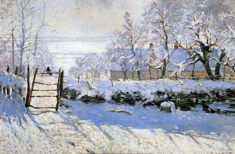 Tableaux de peintres Monet_10