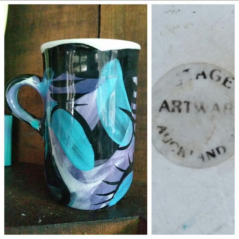 Stage artware small mug 2016-016
