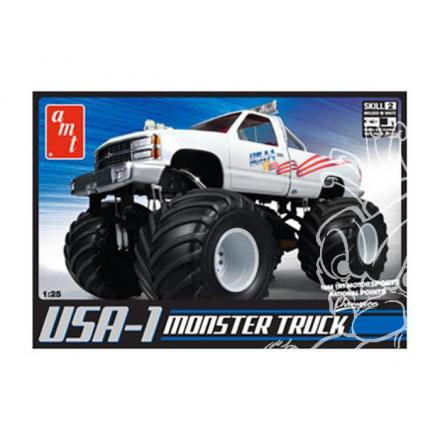 USA-1 Monster Truck Amt-ma10