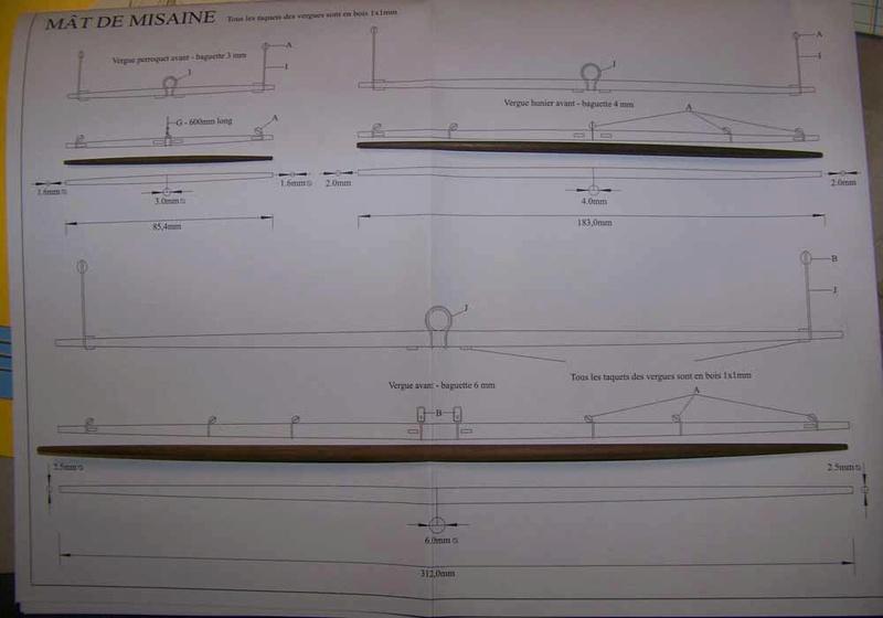 """""""La Licorne"""" sur base du kit Hachette - Page 3 100_3237"""