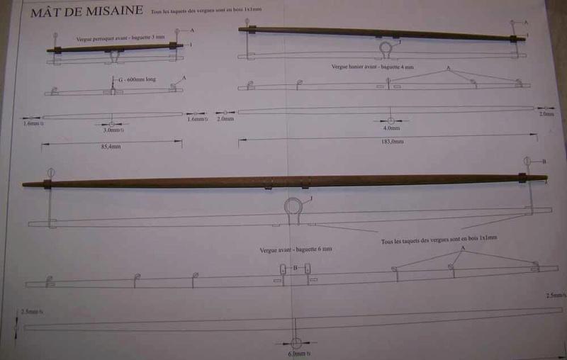 """""""La Licorne"""" sur base du kit Hachette - Page 4 100_3241"""