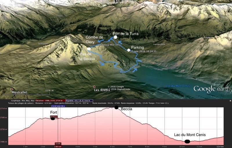 Col du Mont Cenis - Pas de la Beccia Beccia10