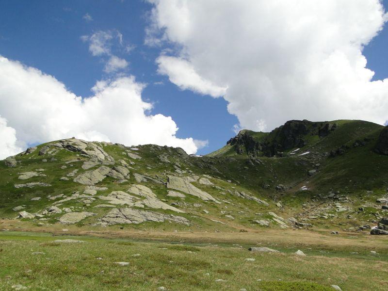 La Rosière / Le lac du Retour par le Vaz Dsc02226