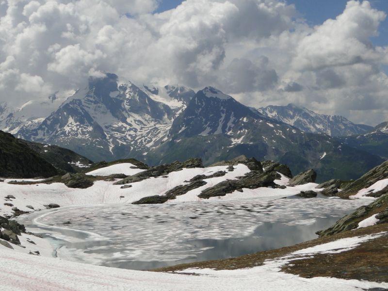 La Rosière / Le lac du Retour par le Vaz Dsc02232