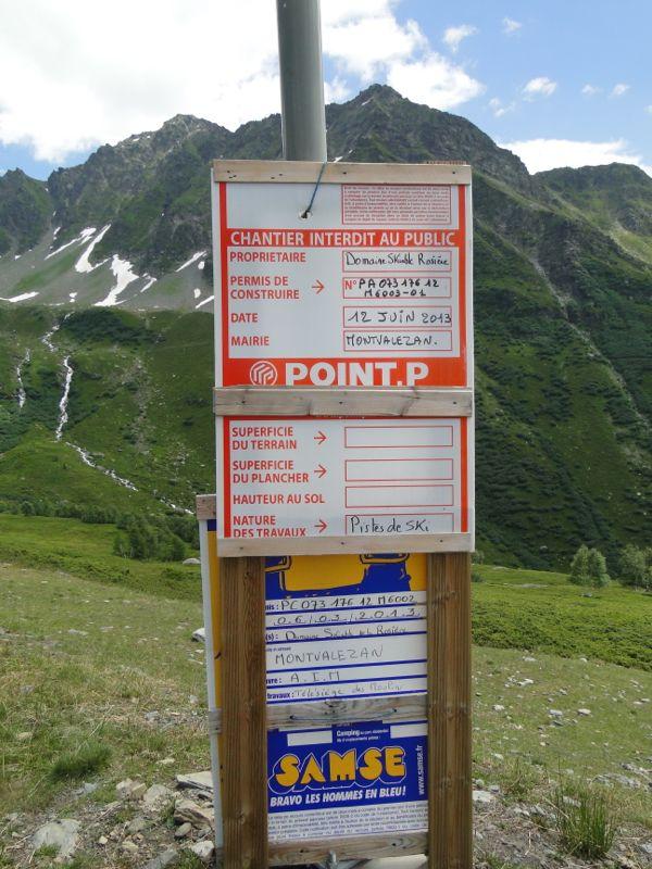 [La Rosière] UTN Mont Valaisan Dsc02344