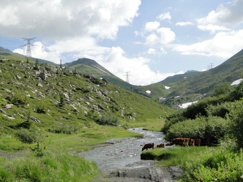 Col de la Traversette par vallons du Reclus et des Moulins Dsc02349