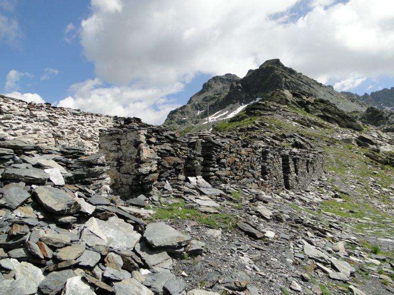 Col de la Traversette par vallons du Reclus et des Moulins Dsc02363
