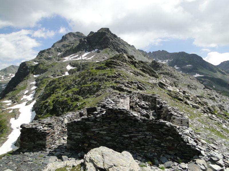 Col de la Traversette par vallons du Reclus et des Moulins Dsc02364