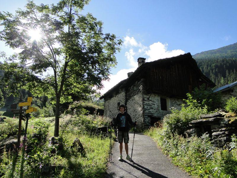 Sainte-Foy - Col du Mont - Col de Montséti Dsc02452