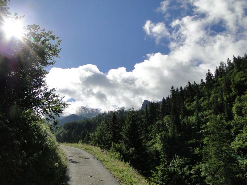 Sainte-Foy - Col du Mont - Col de Montséti Dsc02454