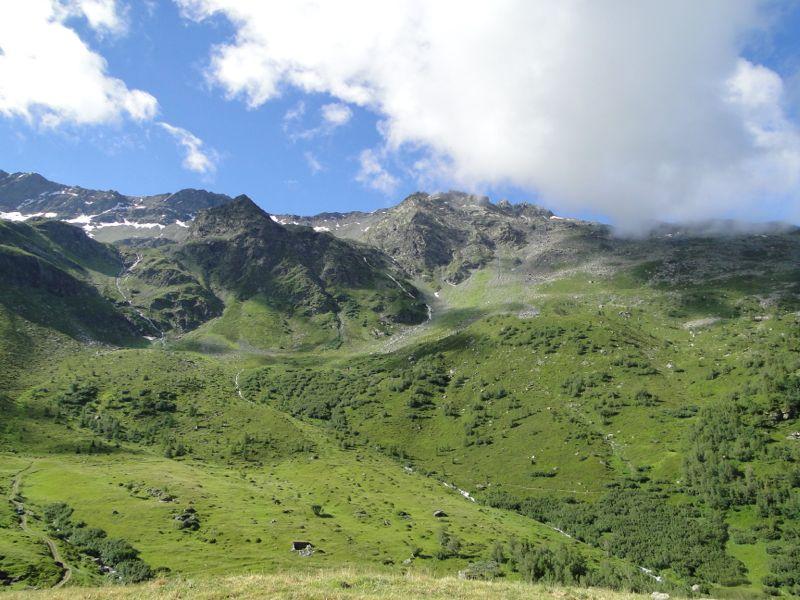 Sainte-Foy - Col du Mont - Col de Montséti Dsc02456