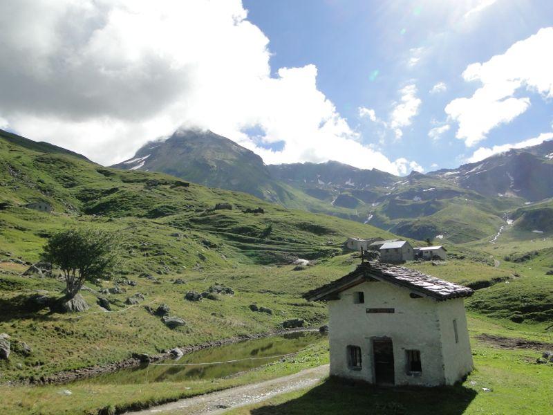 Sainte-Foy - Col du Mont - Col de Montséti Dsc02457