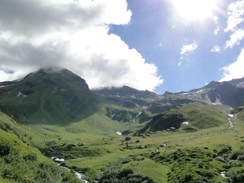 Sainte-Foy - Col du Mont - Col de Montséti Dsc02459
