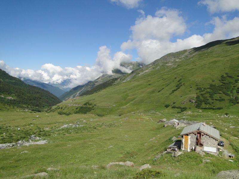 Sainte-Foy - Col du Mont - Col de Montséti Dsc02460