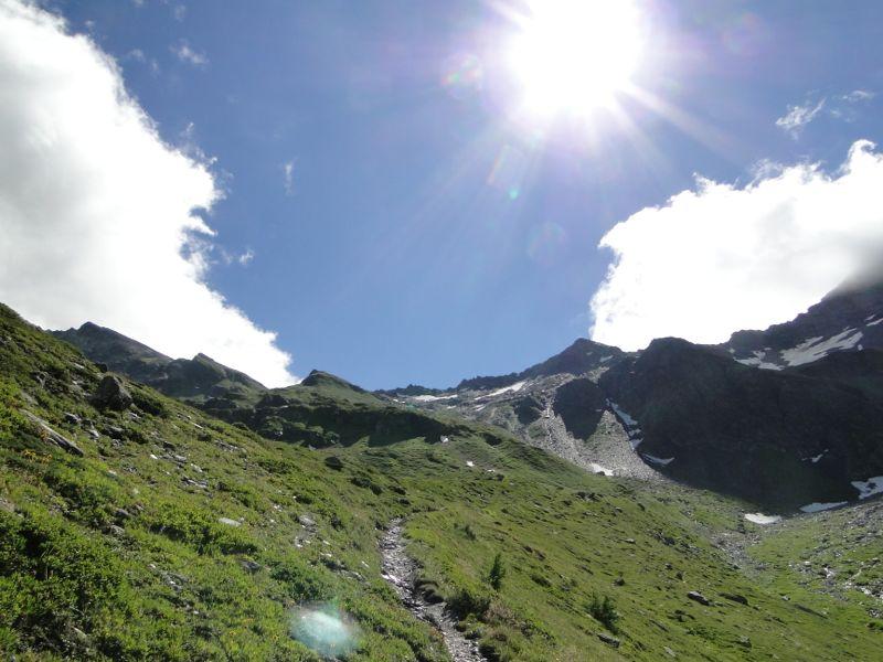 Sainte-Foy - Col du Mont - Col de Montséti Dsc02461