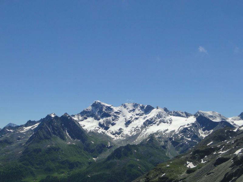 Sainte-Foy - Col du Mont - Col de Montséti Dsc02464