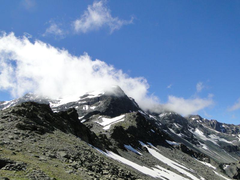 Sainte-Foy - Col du Mont - Col de Montséti Dsc02465