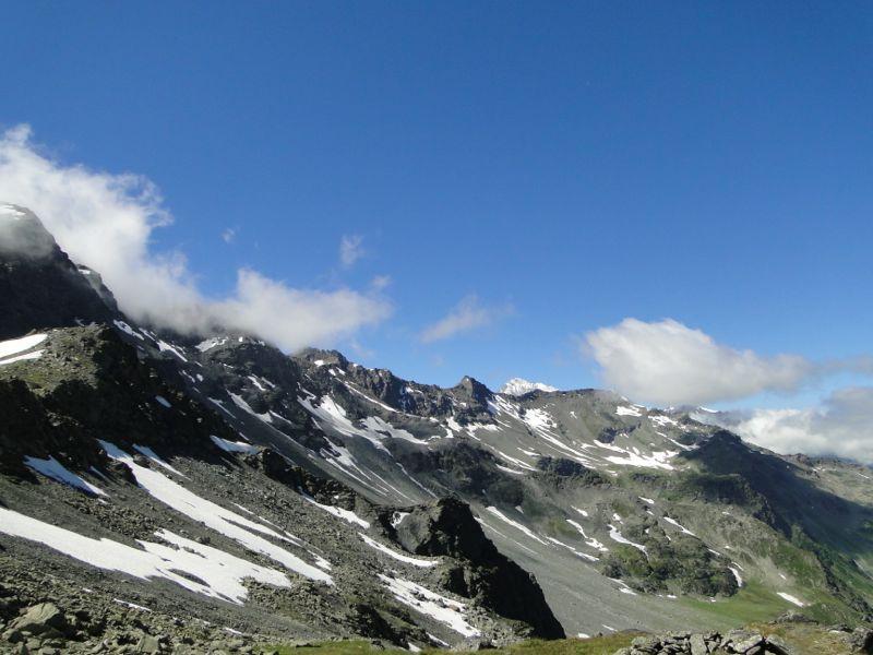 Sainte-Foy - Col du Mont - Col de Montséti Dsc02466