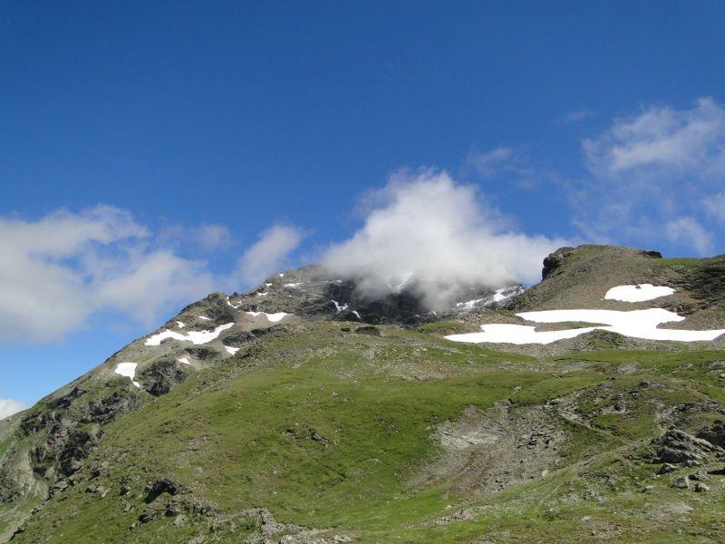 Sainte-Foy - Col du Mont - Col de Montséti Dsc02467