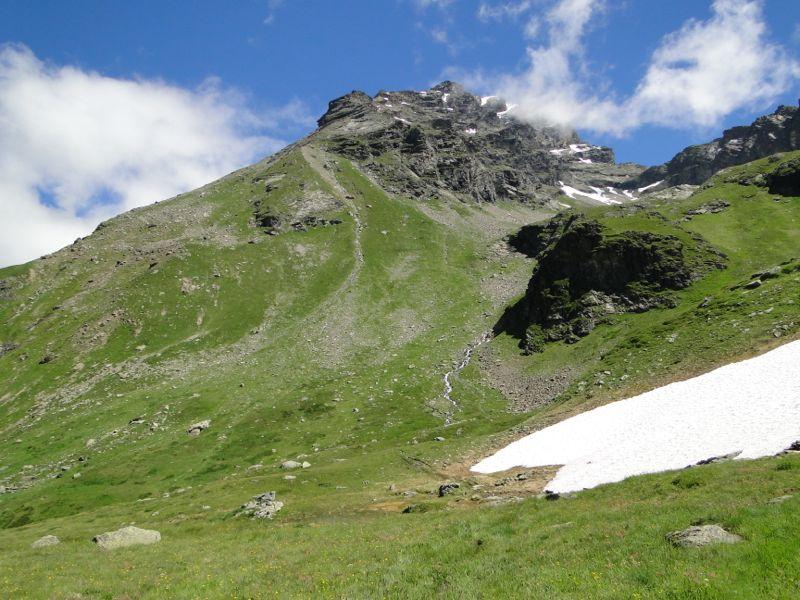 Sainte-Foy - Col du Mont - Col de Montséti Dsc02468