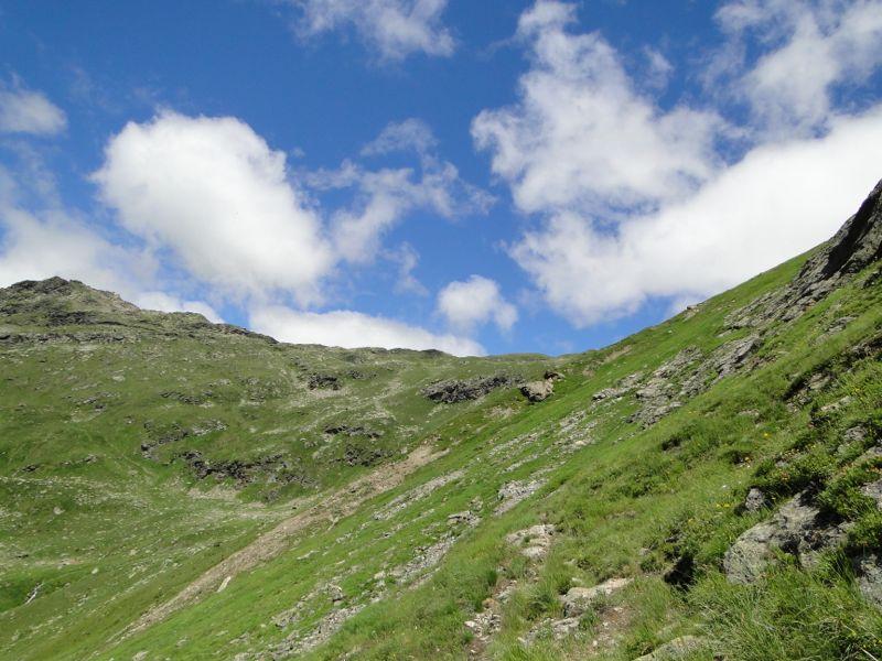 Sainte-Foy - Col du Mont - Col de Montséti Dsc02469