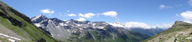 Sainte-Foy - Col du Mont - Col de Montséti Dsc02471