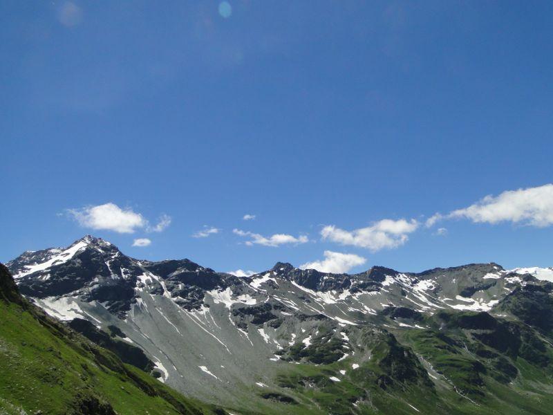 Sainte-Foy - Col du Mont - Col de Montséti Dsc02472