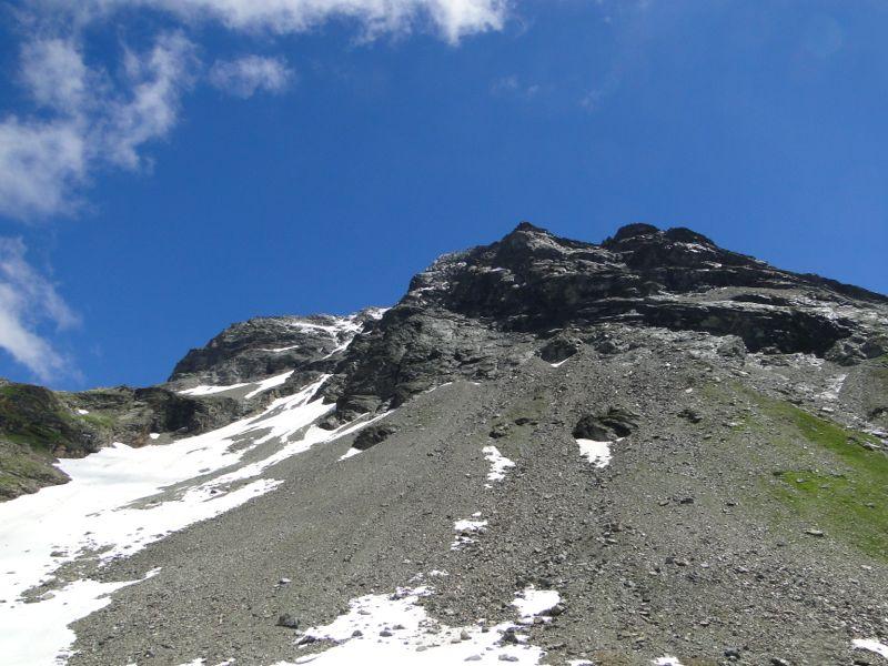 Sainte-Foy - Col du Mont - Col de Montséti Dsc02473