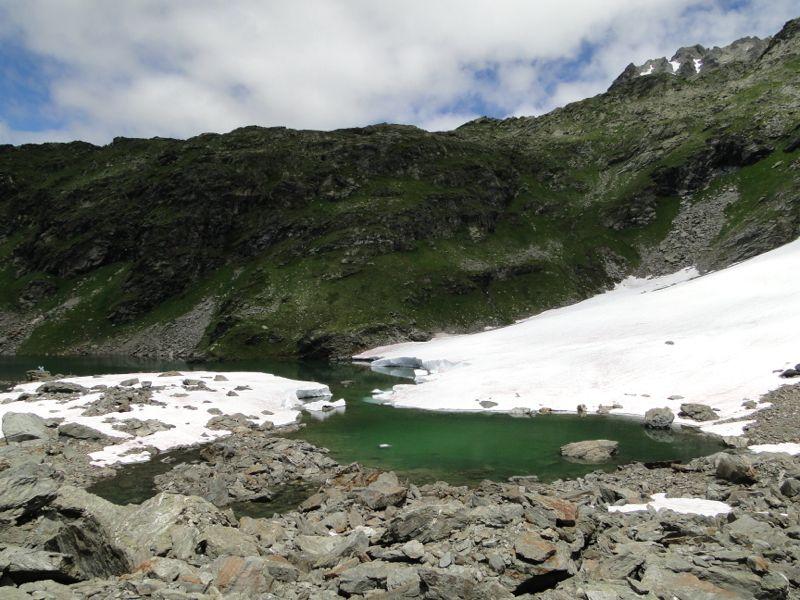 Sainte-Foy - Col du Mont - Col de Montséti Dsc02474