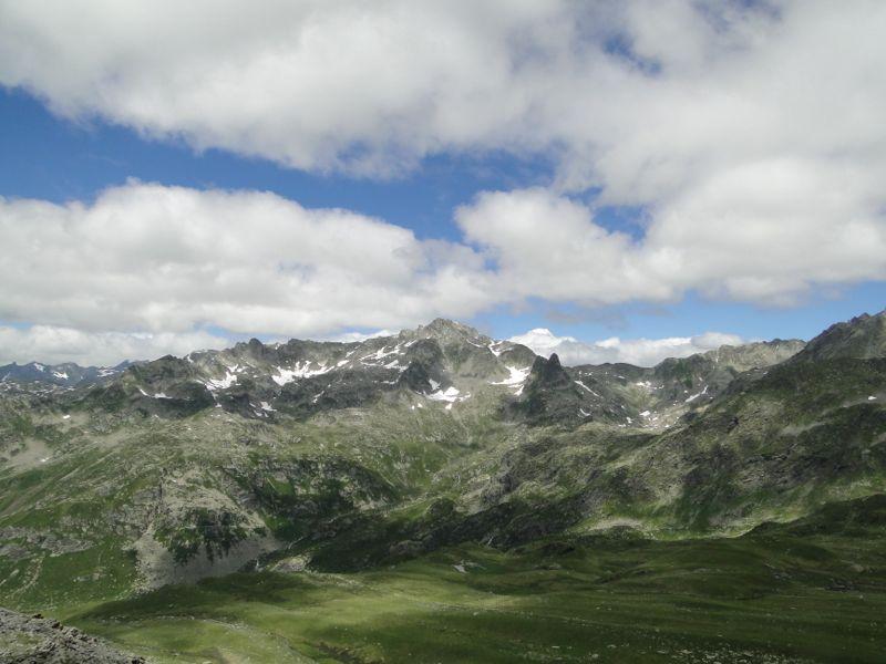 Sainte-Foy - Col du Mont - Col de Montséti Dsc02476