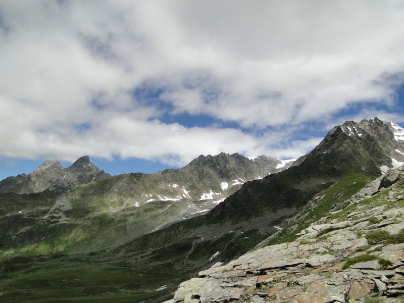 Sainte-Foy - Col du Mont - Col de Montséti Dsc02477
