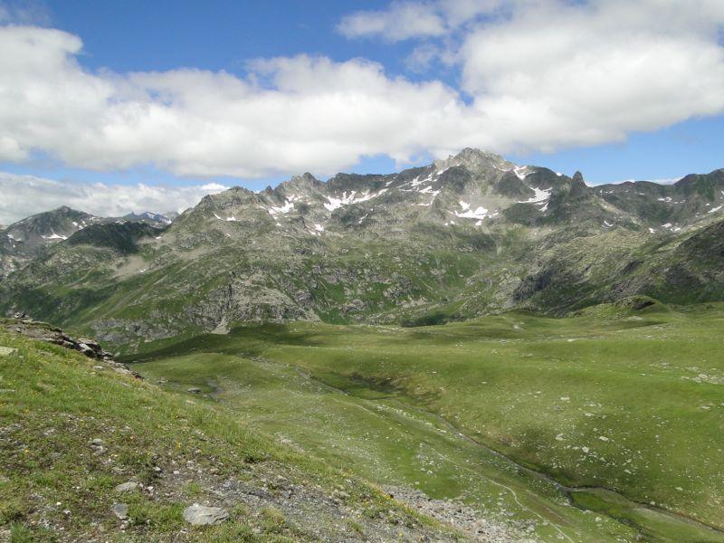 Sainte-Foy - Col du Mont - Col de Montséti Dsc02529