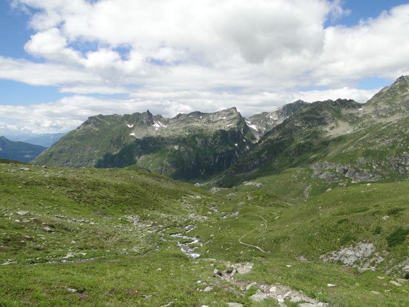 Sainte-Foy - Col du Mont - Col de Montséti Dsc02530