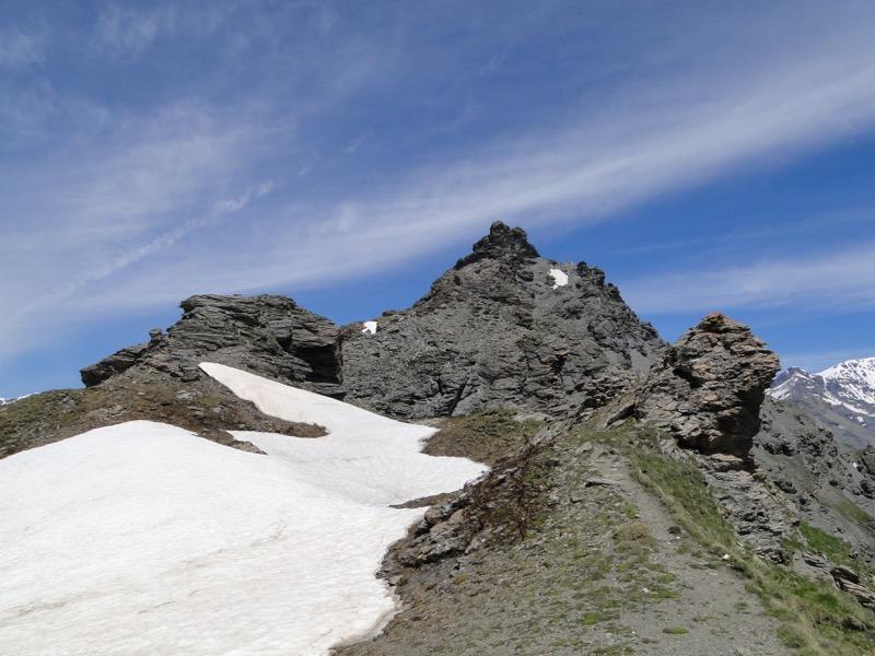 Col du Mont Cenis - Pas de la Beccia Dsc04362