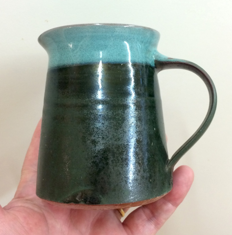 Jug AC or AU mark - Damian Keefe, Oakington, Cambs.  Image123