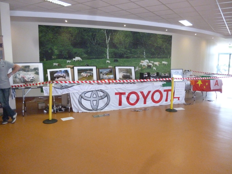Toyota Gathering Fermoy August 2016 P1070113