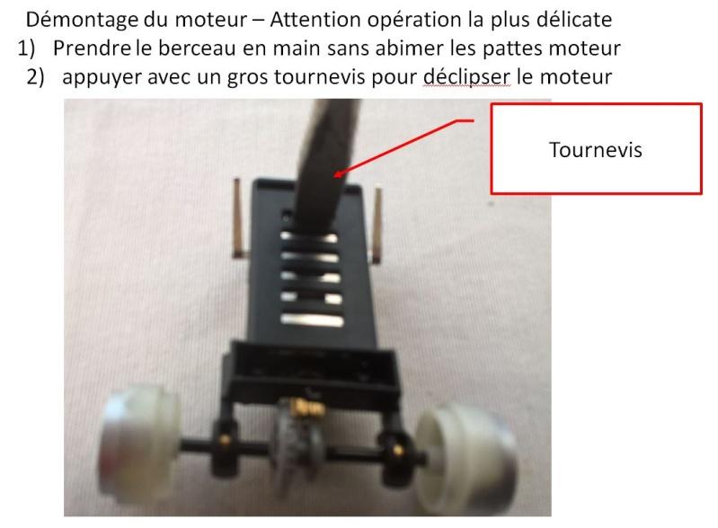 Tutoriel - Montage & démontage : Chassis - berceau _ moteur Dymont10