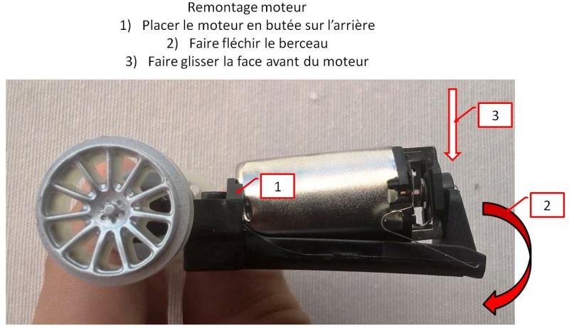 Tutoriel - Montage & démontage : Chassis - berceau _ moteur Remont12