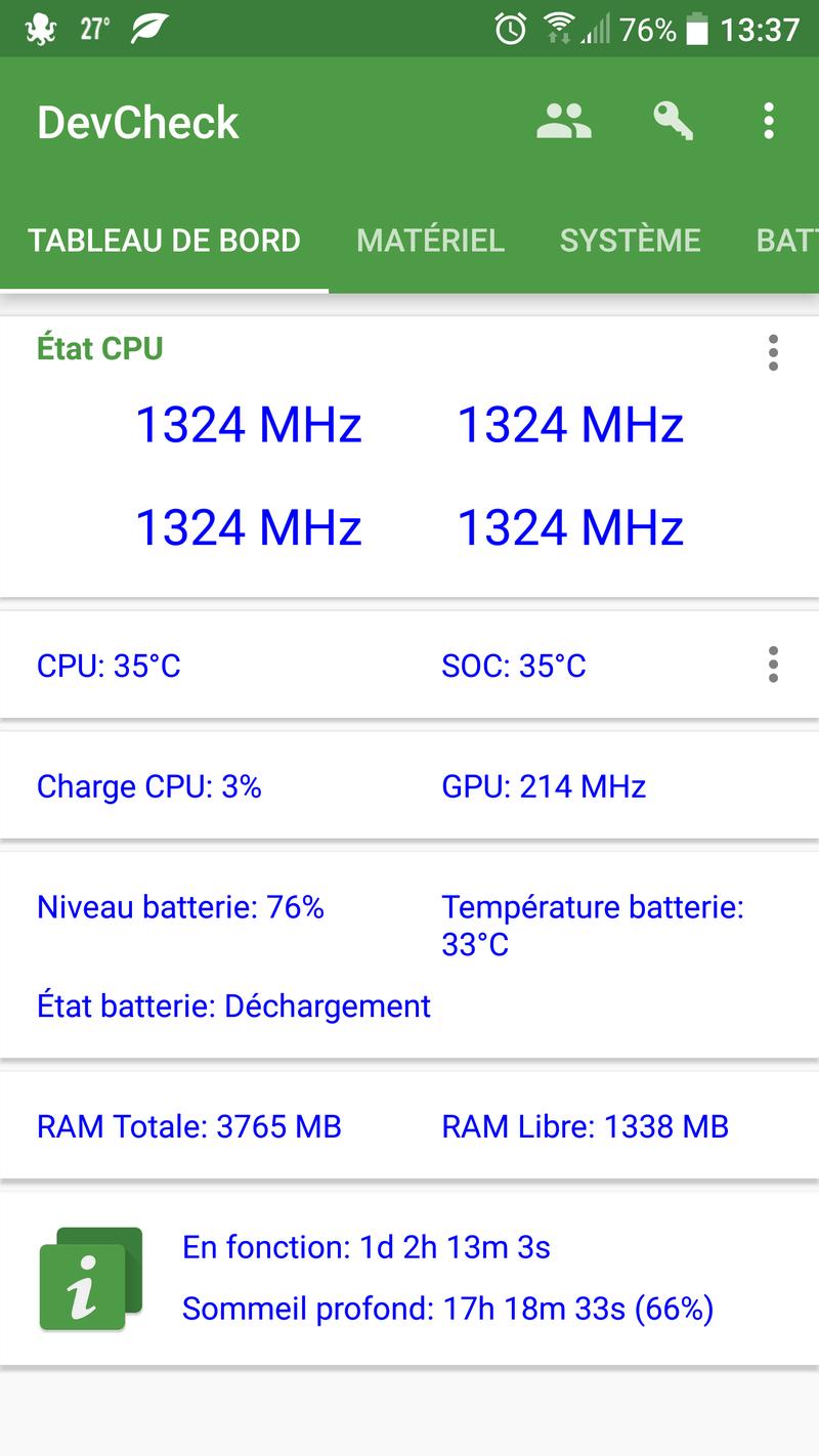 [Info ?] Chauffe sur le HTC 10 lors d'un flashage Screen15