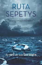 Le sel de nos larmes de Ruta Sepetys Sel10