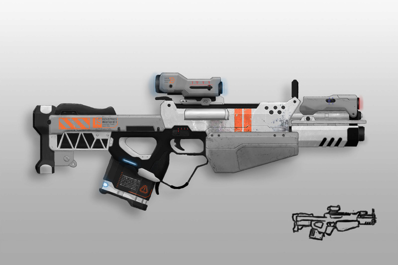 Warlord-I Pulsed Beam Rifle Warlor10