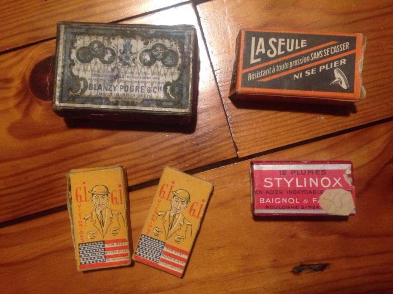 petites boites en ferrailles vintage ... 40/50 ?  13499810