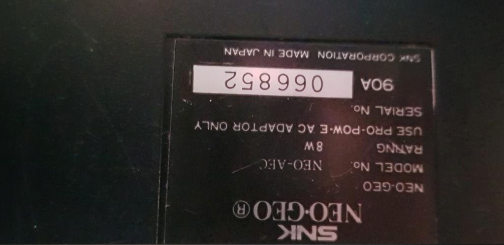 L'origine de la console Neo-Geo AES - Page 3 20200111