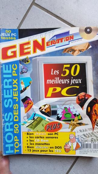 (sondage) dans votre enfance ,quelle était votre revue gaming préférée ? 20210417