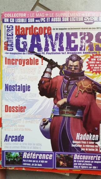 (sondage) dans votre enfance ,quelle était votre revue gaming préférée ? 20210421